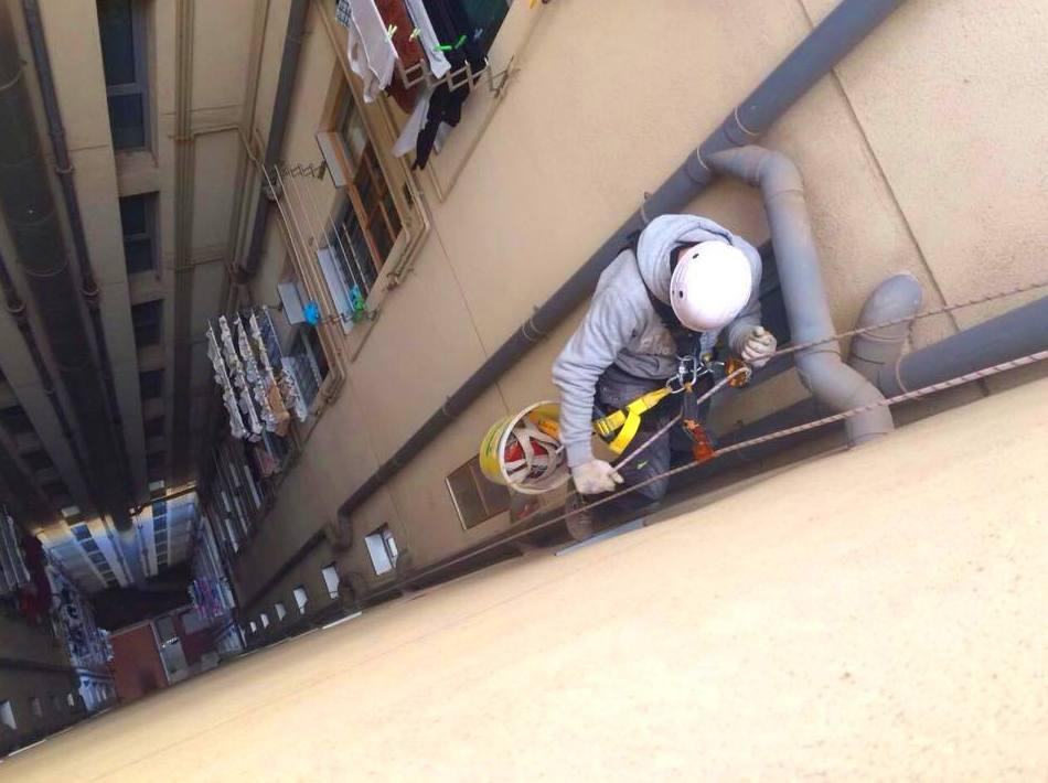 Foto 16 de Rehabilitación de edificios en Santa Coloma de Gramenet | Rehabilitar BCN