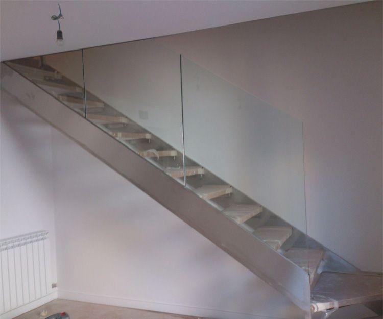 Instalación de escaleras en Zaragoza