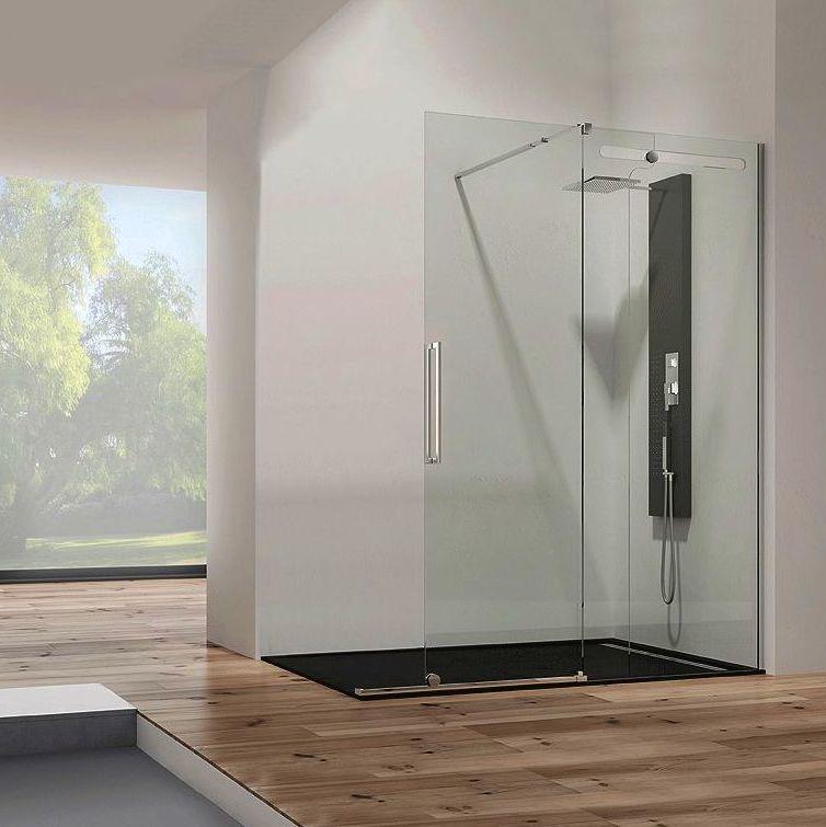 Mamparas de baño. platos de ducha y grifería: Servicios de Vidrio Canal