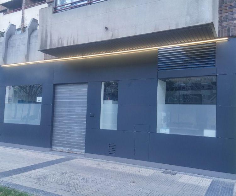 Reforma de local comercial en Zaragoza