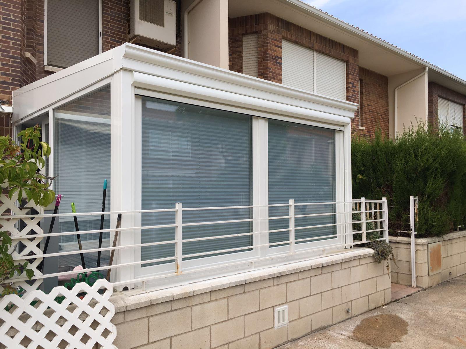 Cerramientos servicios de vidrio canal - Cerramientos plegables de vidrio ...
