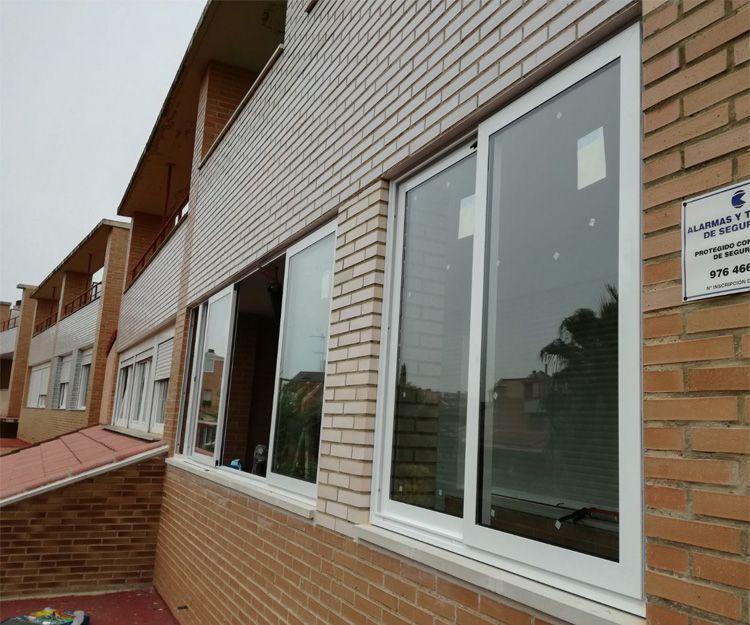 Empresa especialista en ventanas en Zaragoza
