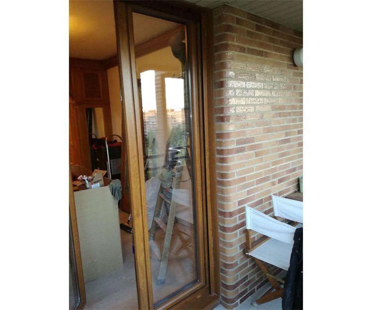 Puertas de aluminio y PVC en Zaragoza