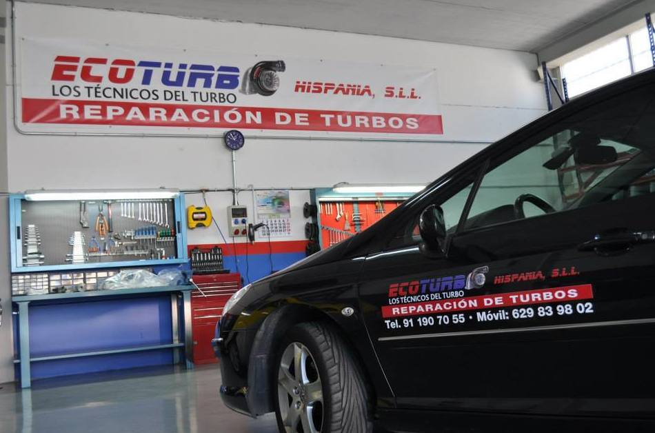 Taller Ecoturbo Hispania