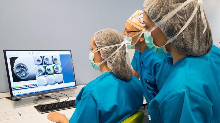 Clínica de obstetricia en Roquetas de Mar