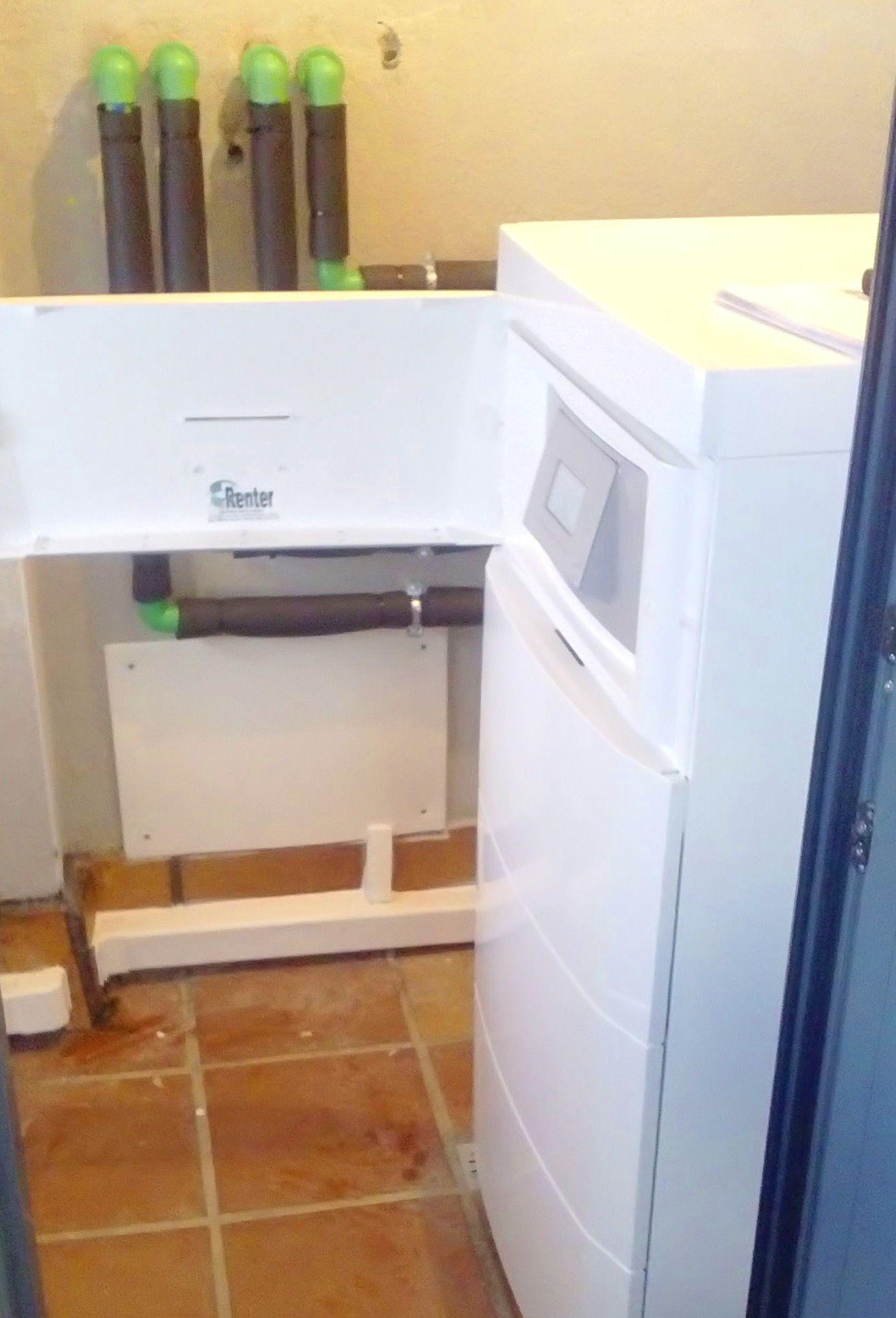 Calefaccion por sistema de calefaccin por suelo radiante for Calefaccion por aerotermia