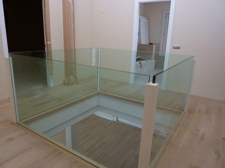 Barandillas de cristal: Productos  de Ballarín