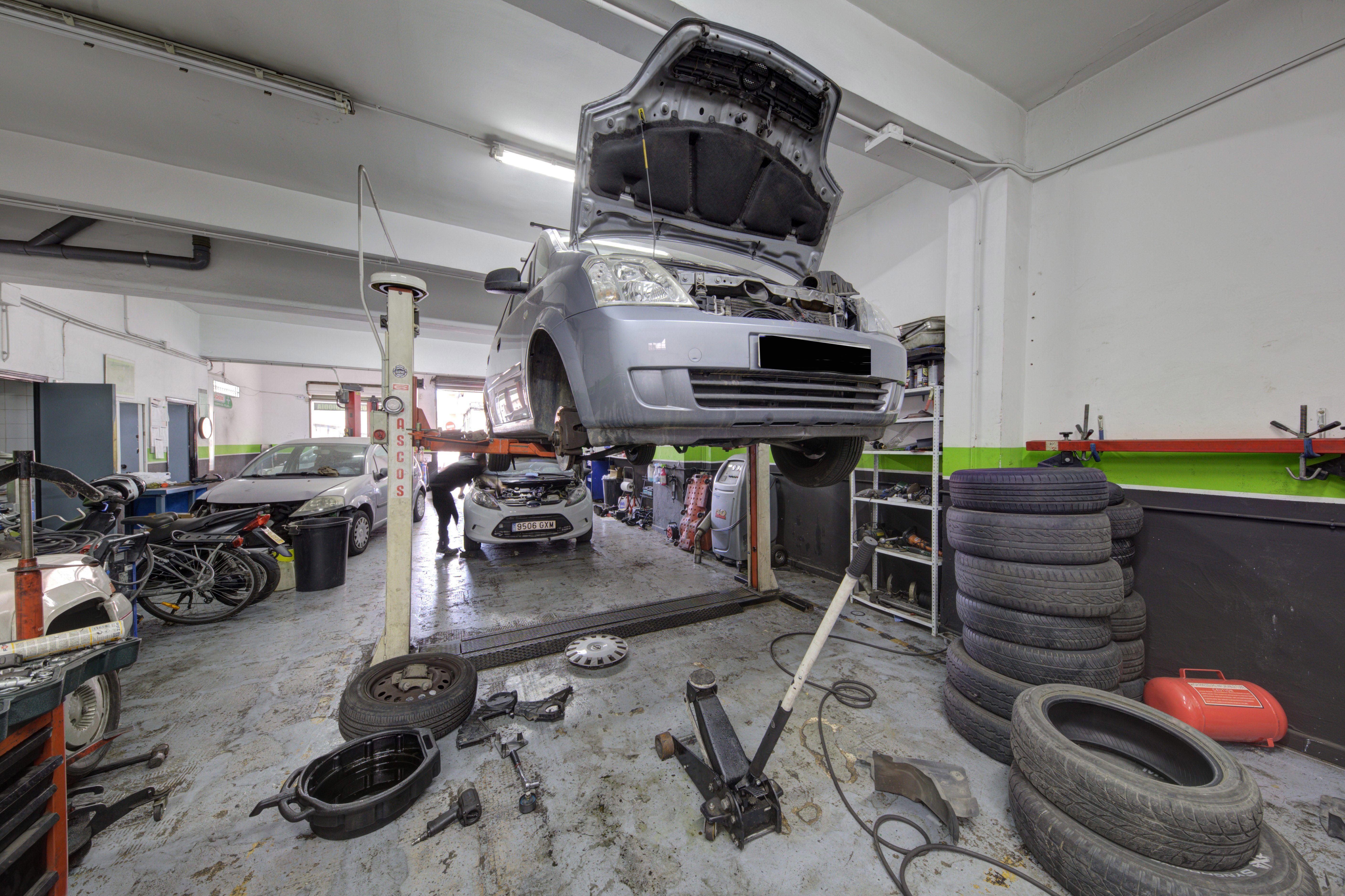 Revisión de vehículos en Palma de Mallorca