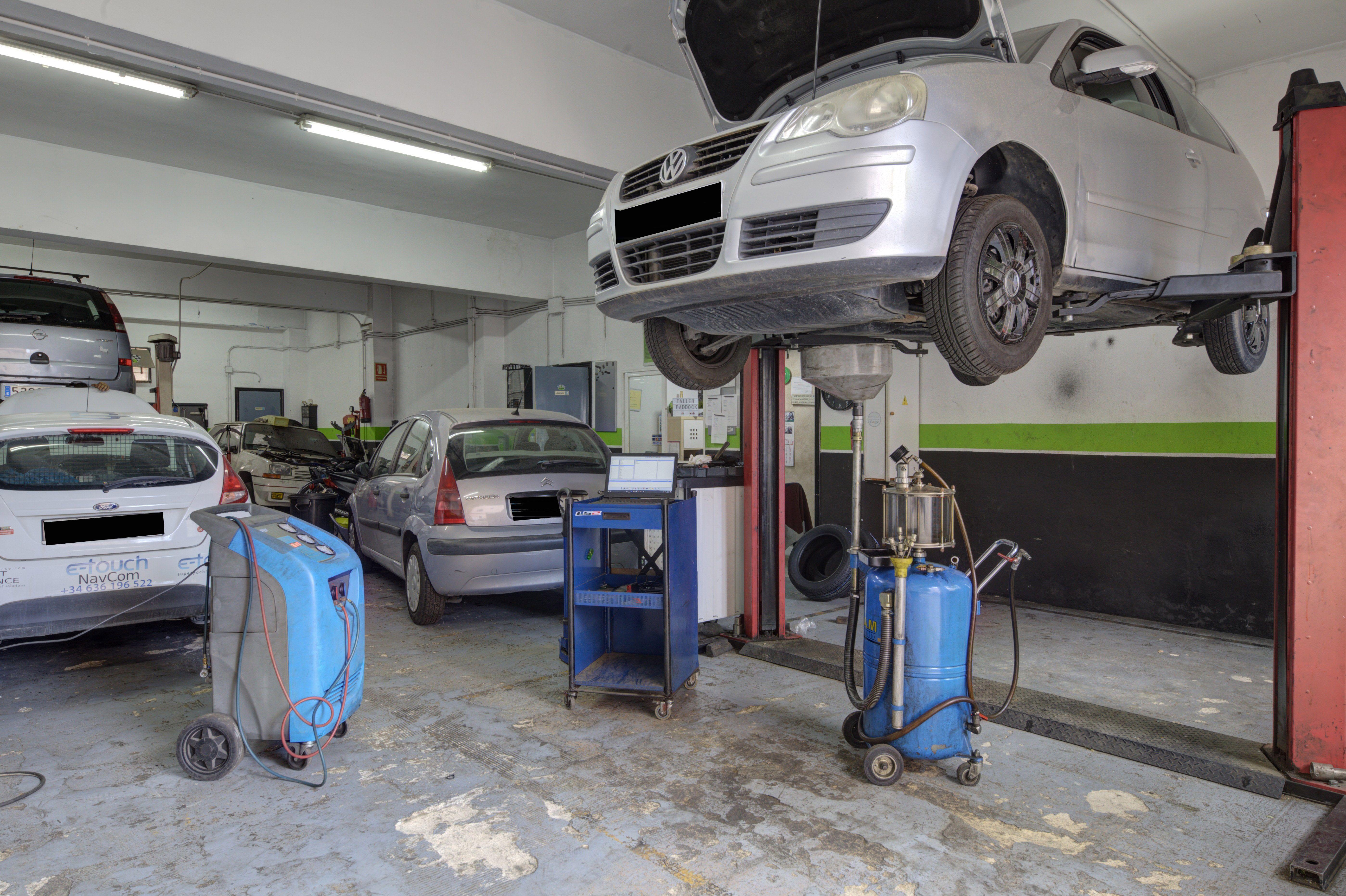 Revisión y reparación de vehículos en Palma de Mallorca