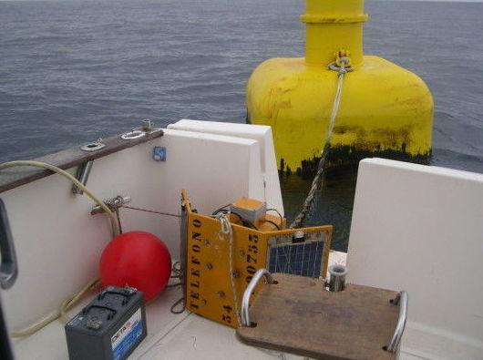 Servicios profesionales de apoyo marítimo