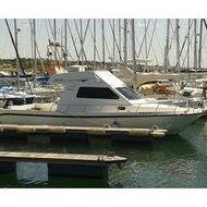 Alquiler de barcos con patrón en Huelva