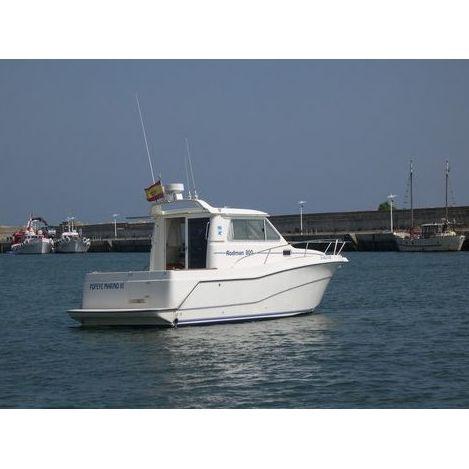 Popeye Marino Tercero (Rodman 800): Nuestros servicios  de Alquiler de Embarcaciones Popeye