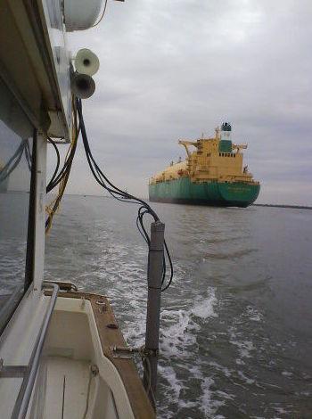 Servicios de apoyo marítimo en Huelva