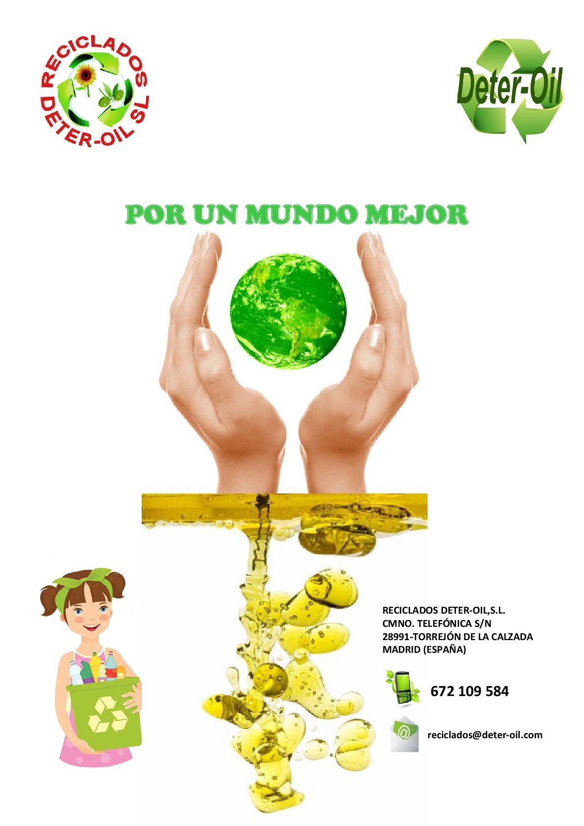 Tiendas: Servicios de Reciclados Deter-Oil