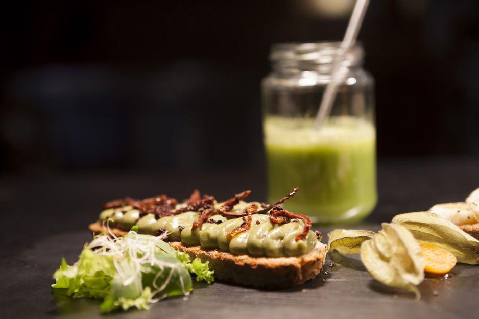 Comida sana y orgánica en Vic
