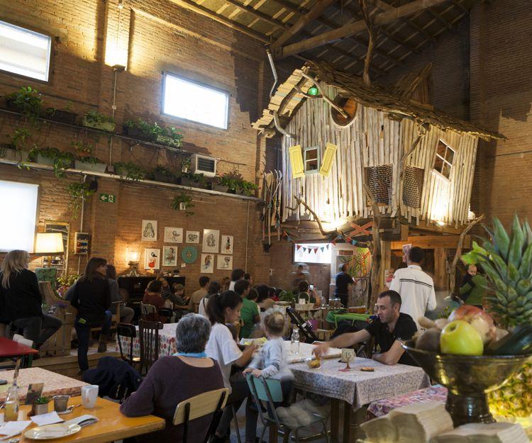 Restaurante familiar en Vic
