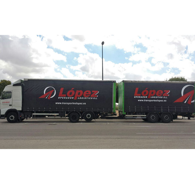 Vehículos equipados para el transporte de mercancías peligrosas(ADR)