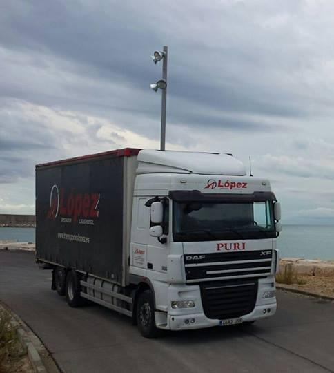 Foto 9 de Transportes de mercancía por grupaje o cargas completas en  46950 Xirivella | Transportes López