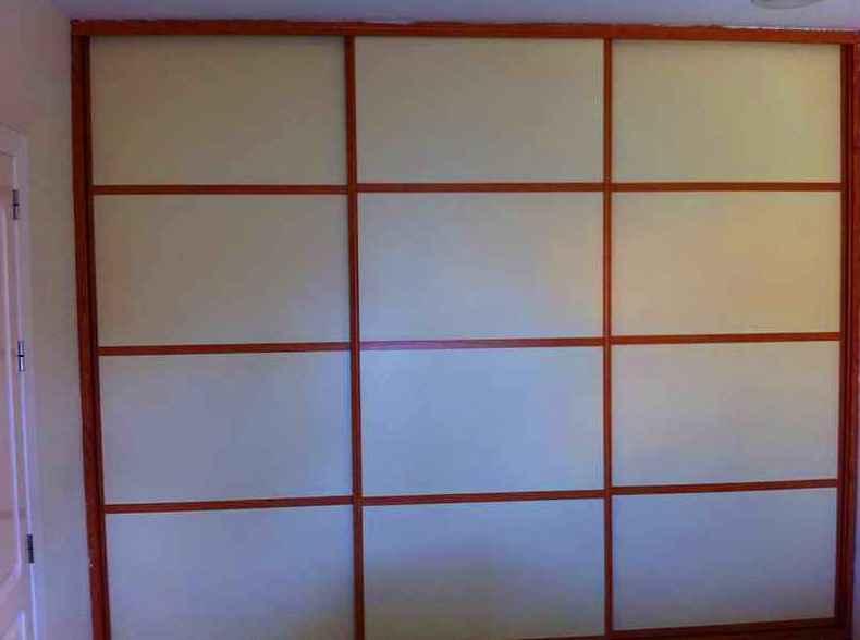 Armario Japones 3HJ Crema y Cerezo