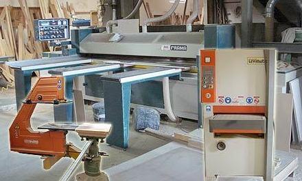 Máquinas de producción