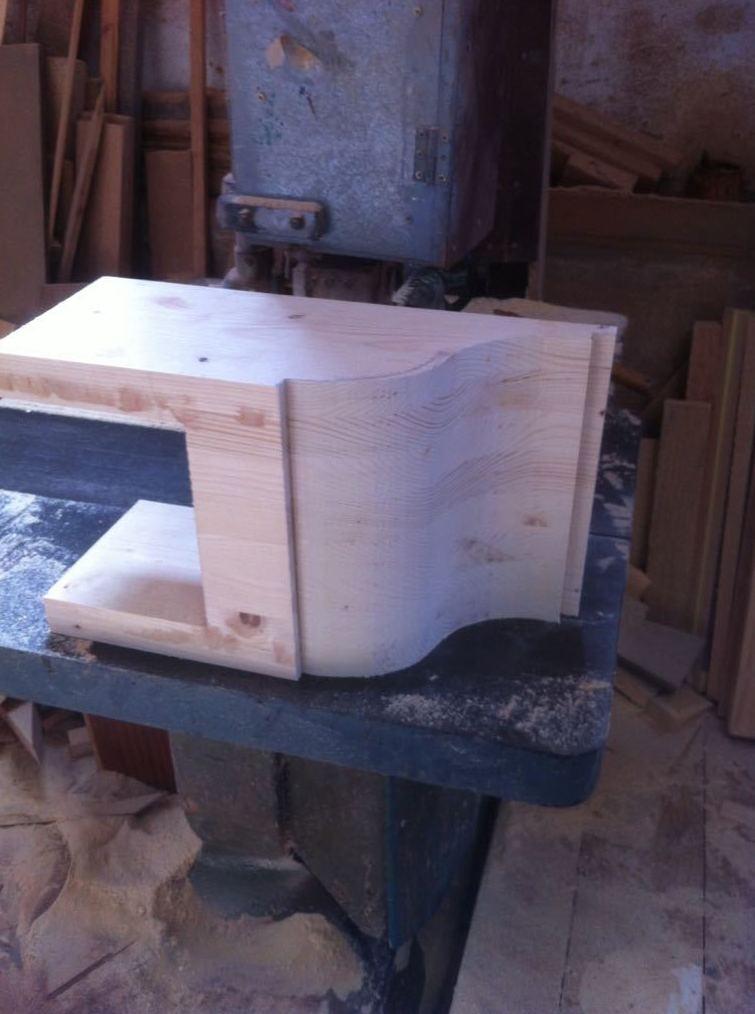Foto 6 de maderas en sanl car de barrameda puertas pep n for Muebles de caoba en sanlucar de barrameda