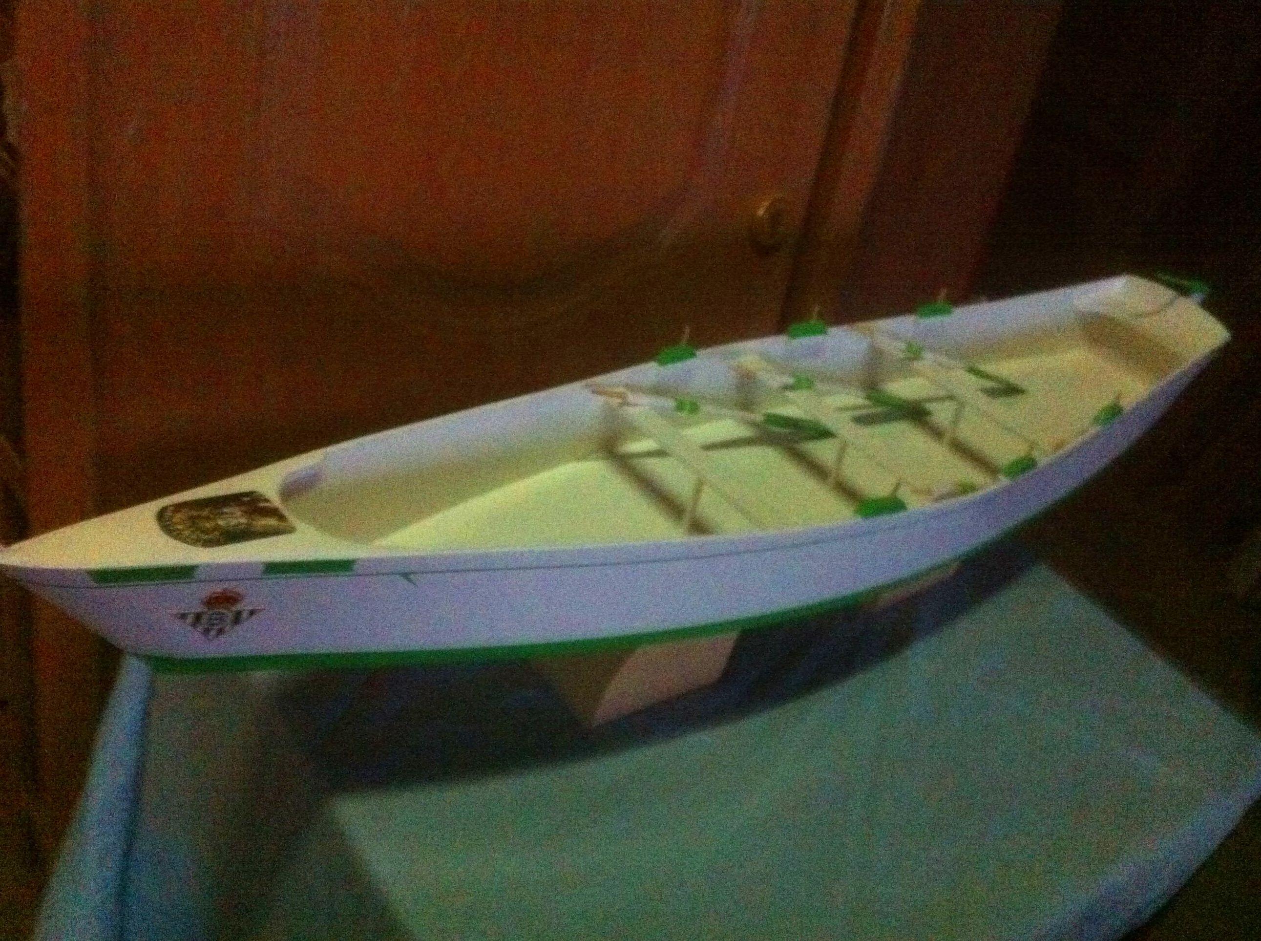 Canoas Decorativas