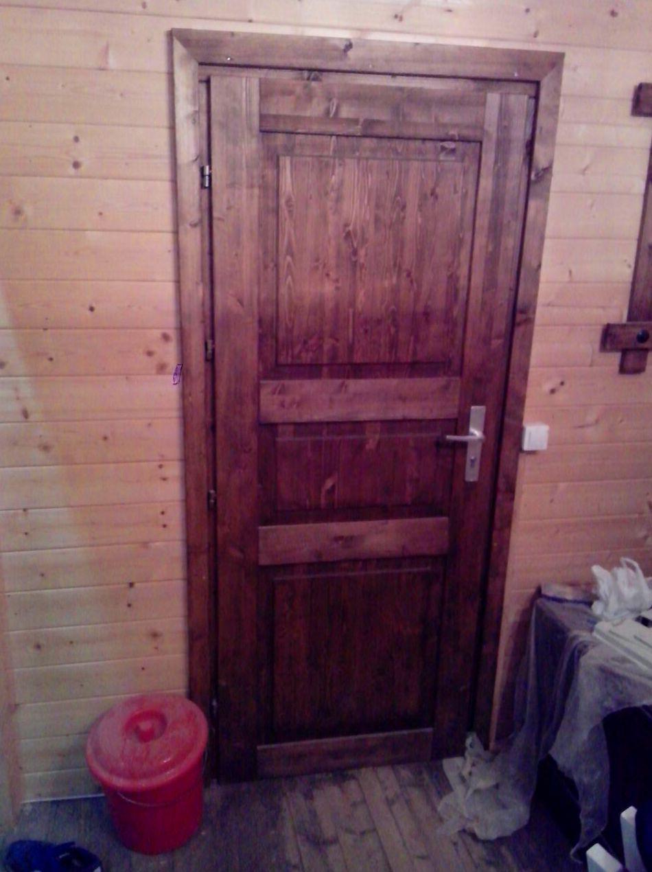 Puerta Rustica 3 Tableros