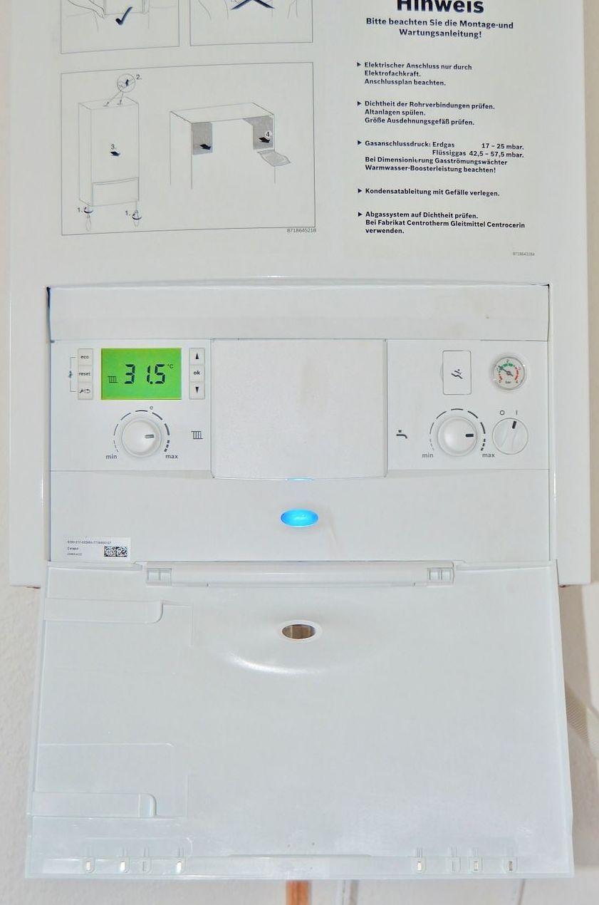Termos eléctricos para sus instalación y mantenimiento