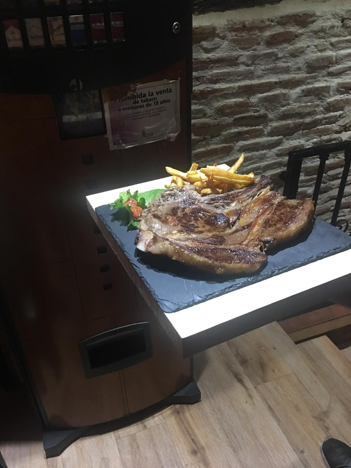 Foto 16 de Cocina castellana en  | Vermuteria El Atrio