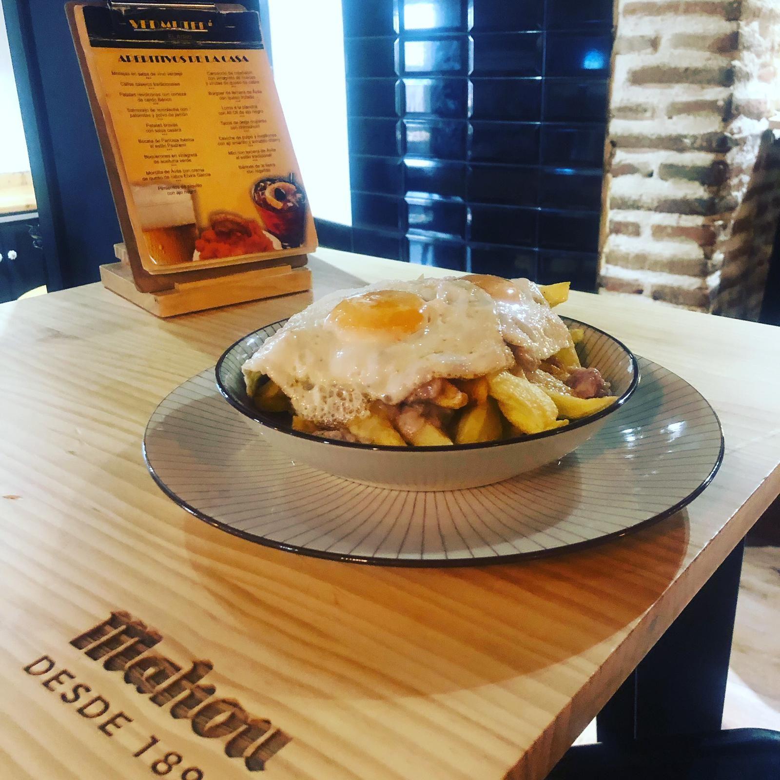 Foto 6 de Cocina castellana en  | Vermuteria El Atrio