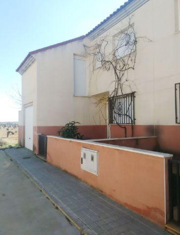 Venta de chalet pareado en Dosbarrios - Toledo: Catálogo de Propiedades de Begoña Navarro
