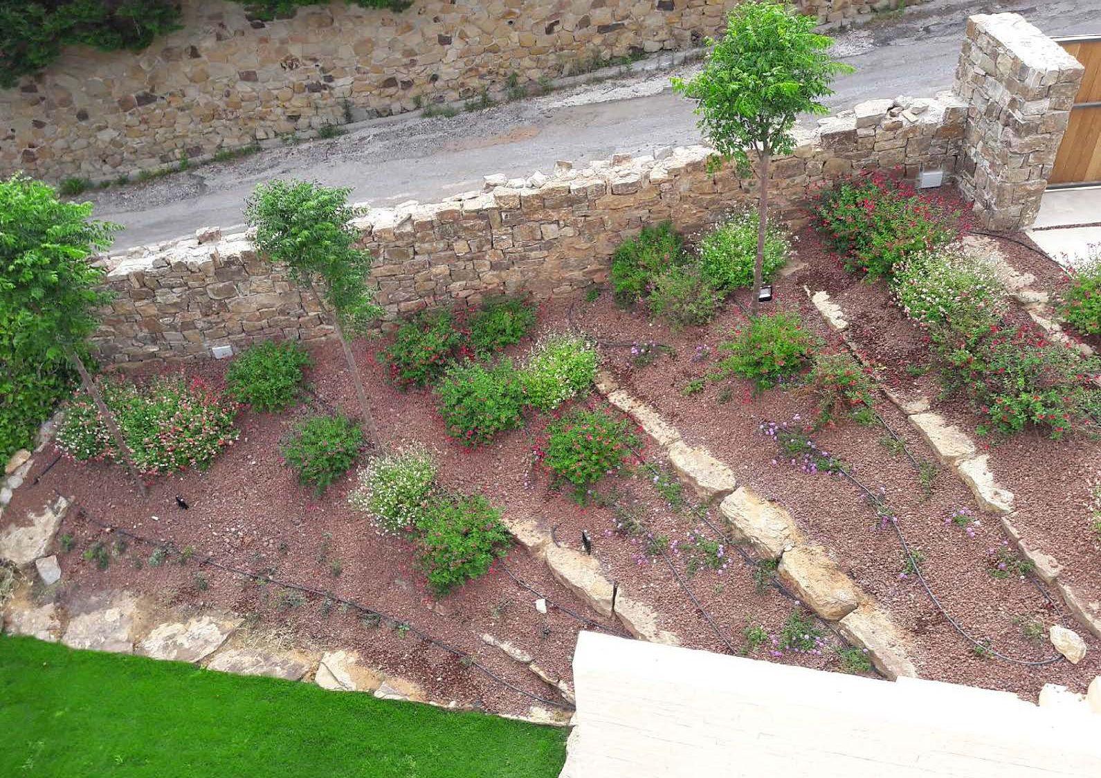 Riego: Servicios de Jardines Salvador