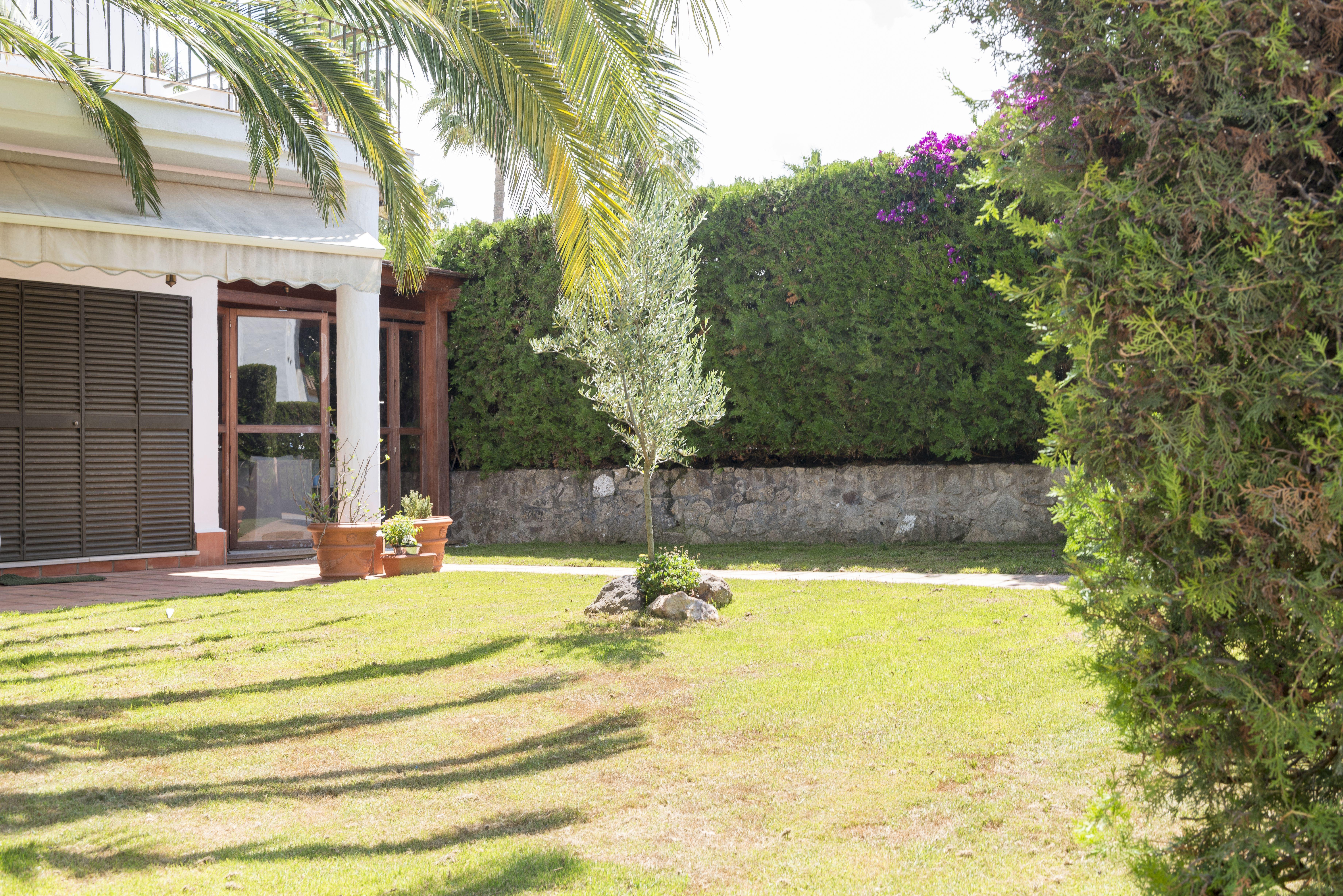 Mantenimiento de jardines en Chiclana de la Frontera, Cádiz