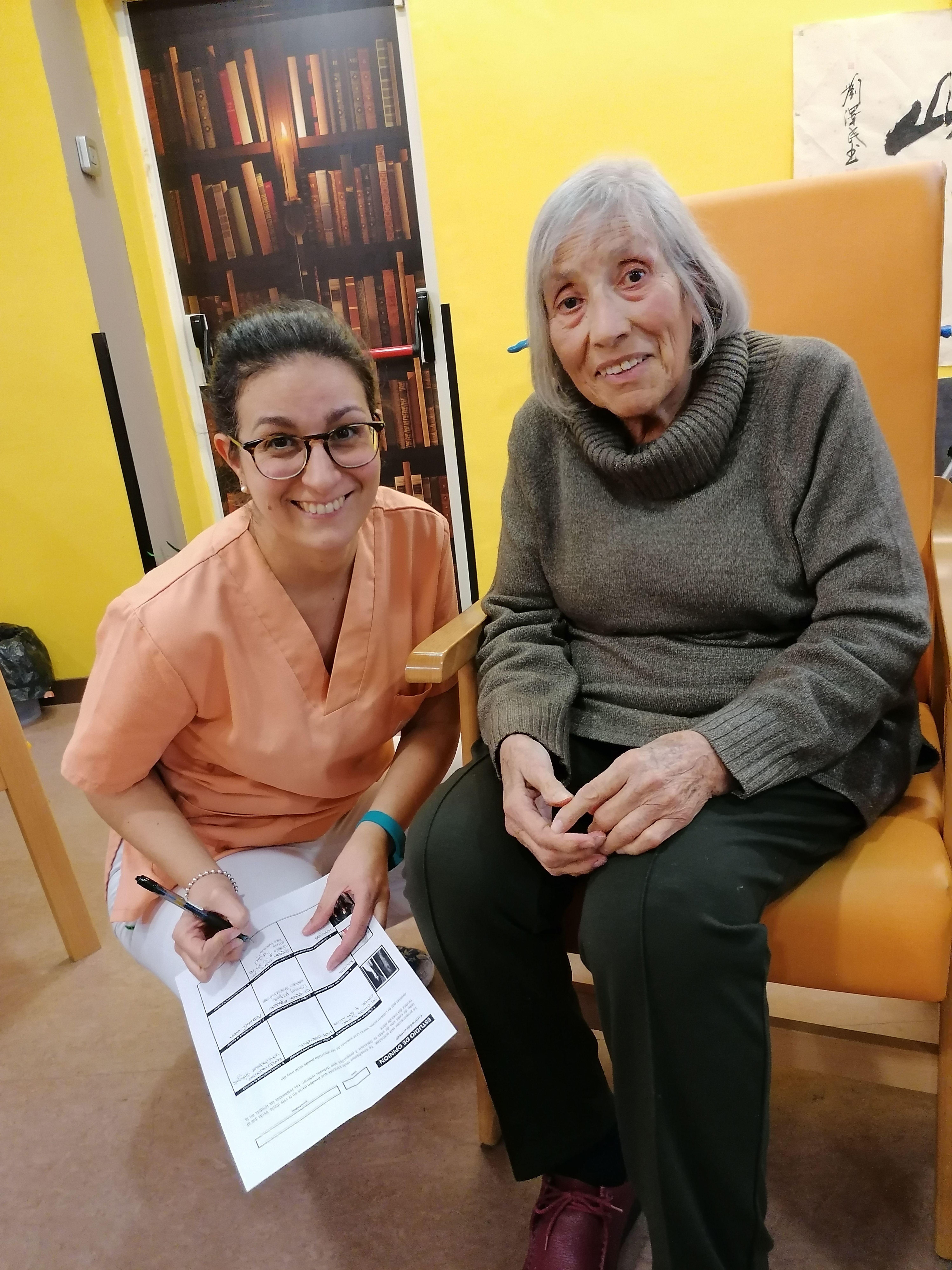 Estimulación cognitiva mayores Eixample (Barcelona)