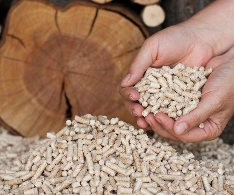 Venta de pellets para particulares