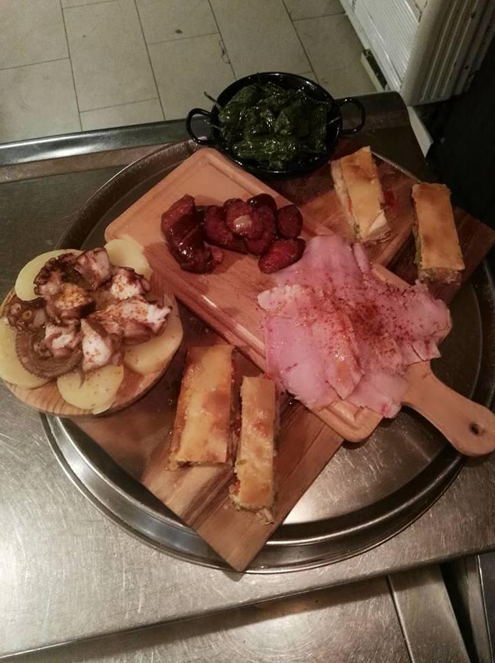 Cocina gallega en Barcelona