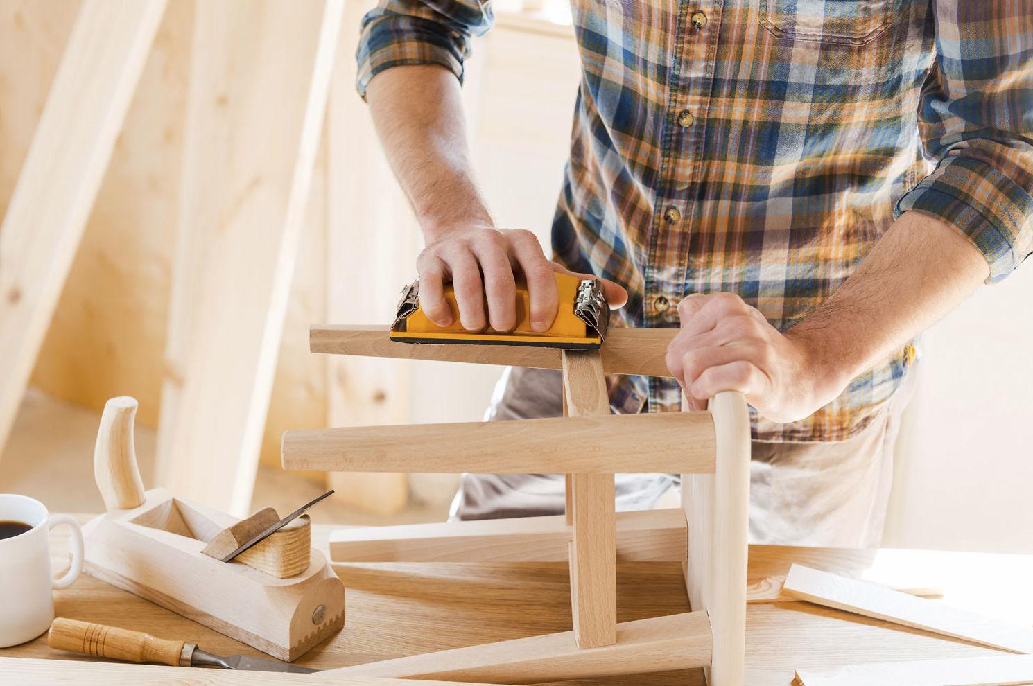 Muebles de madera en Asturias