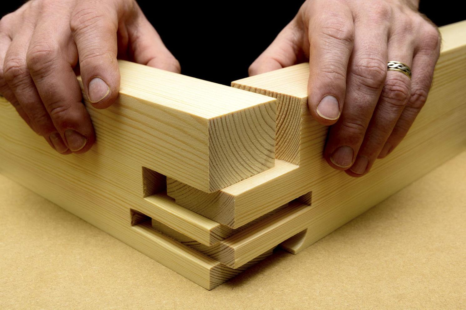 Bancos de madera en Asturias