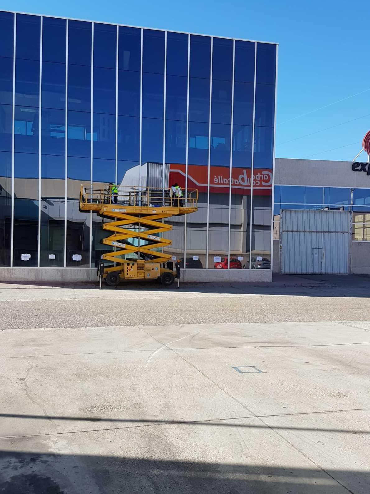 Empresa de limpieza Zaragoza