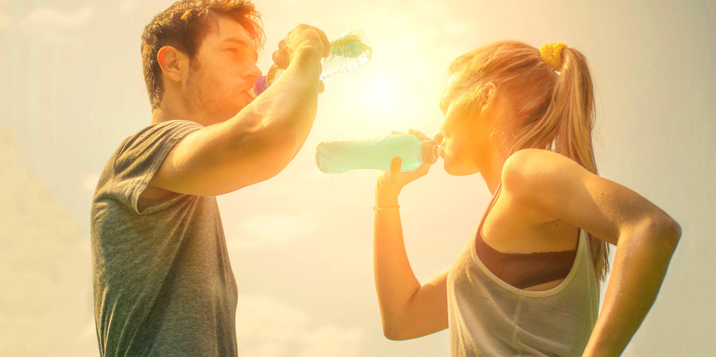 ¡3 formas de equilibrar tu cuerpo! ¡Los electrolitos lo pueden hacer por usted!