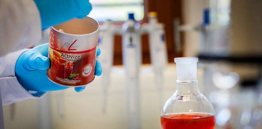 La seguridad del producto está en el ADN FitLine