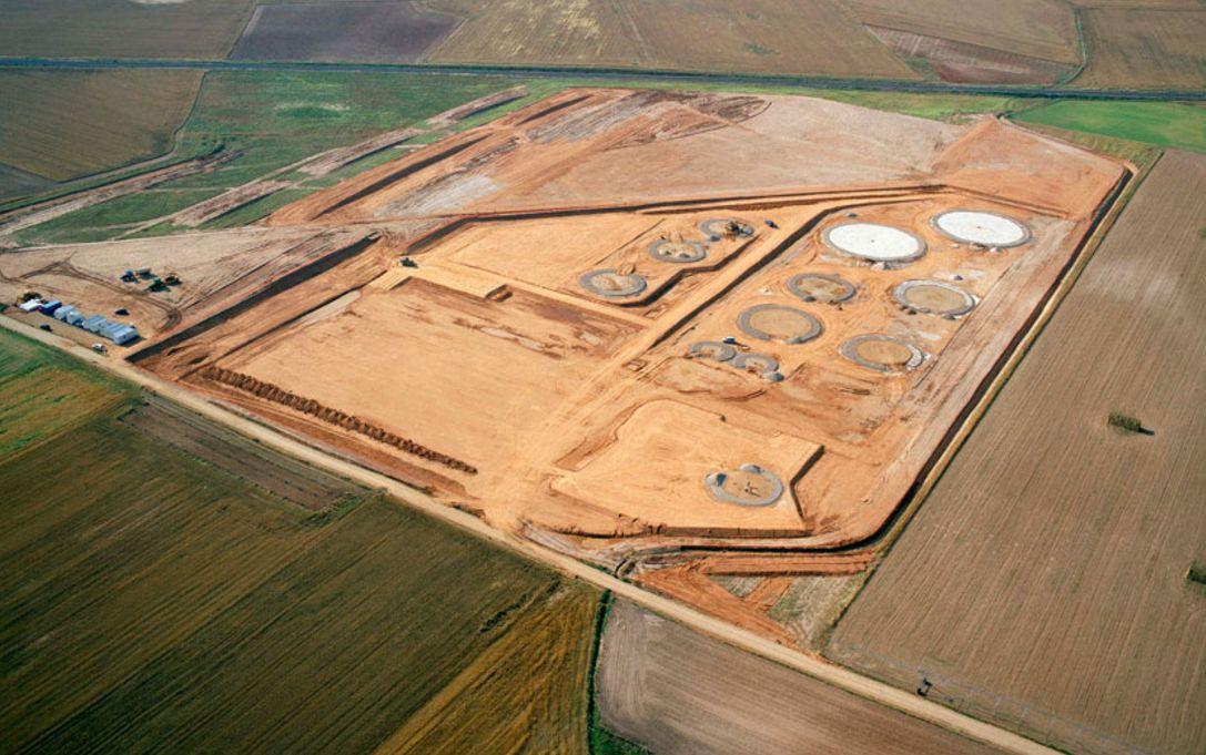 Vuelo panorámico: Topografía y construcción de Métrica de Construcción