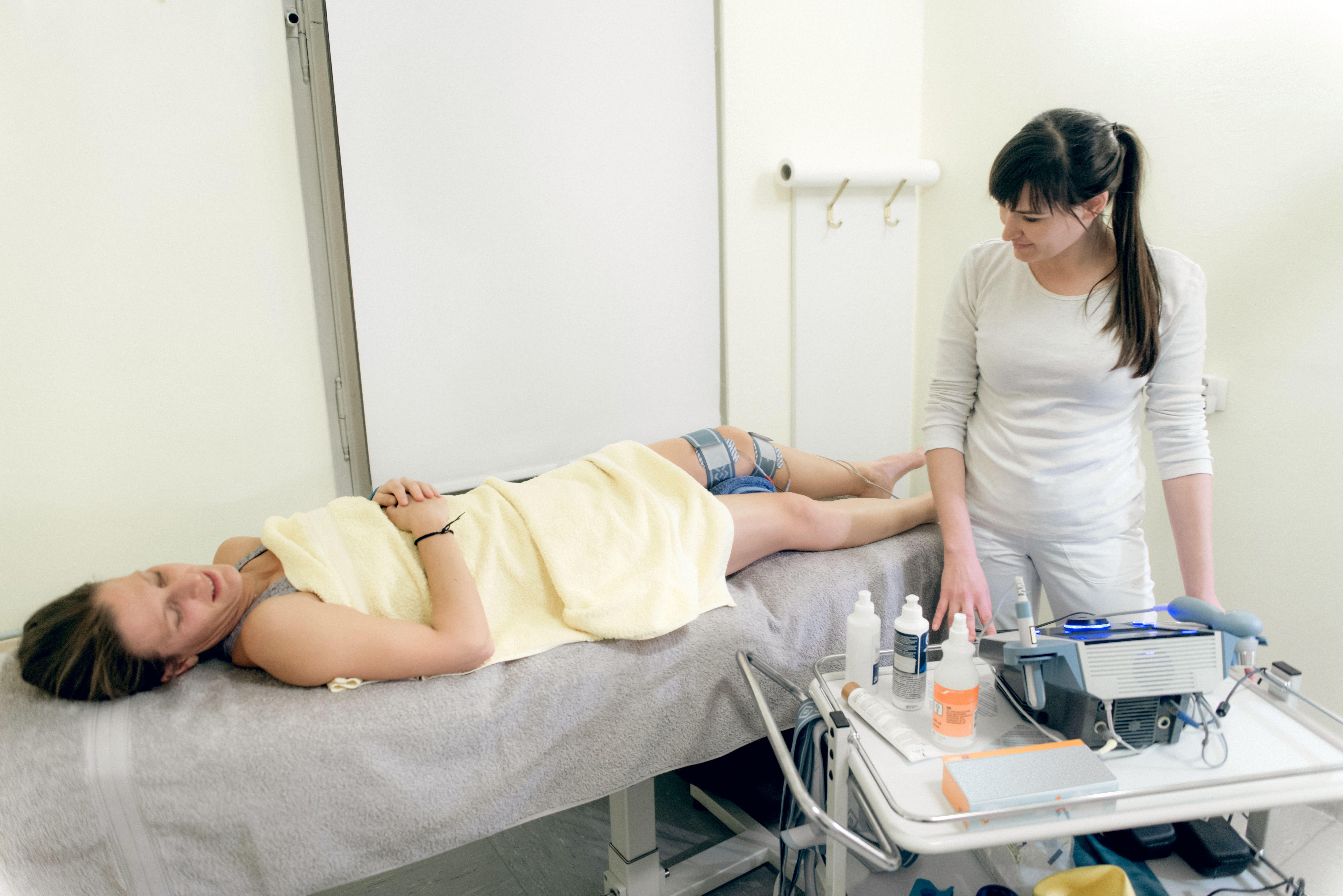 Electroestimulación corporal: Servicios de Riva Peluquería y Estética