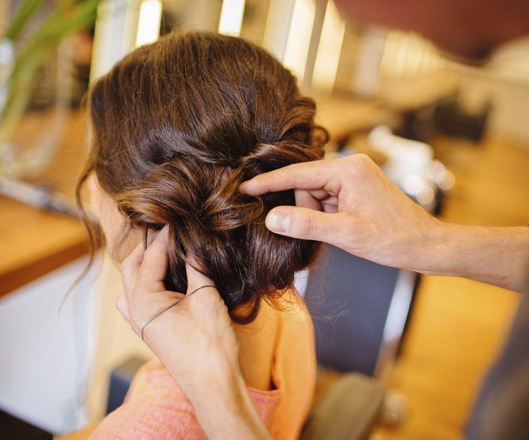 Peinados para novia en Tenerife