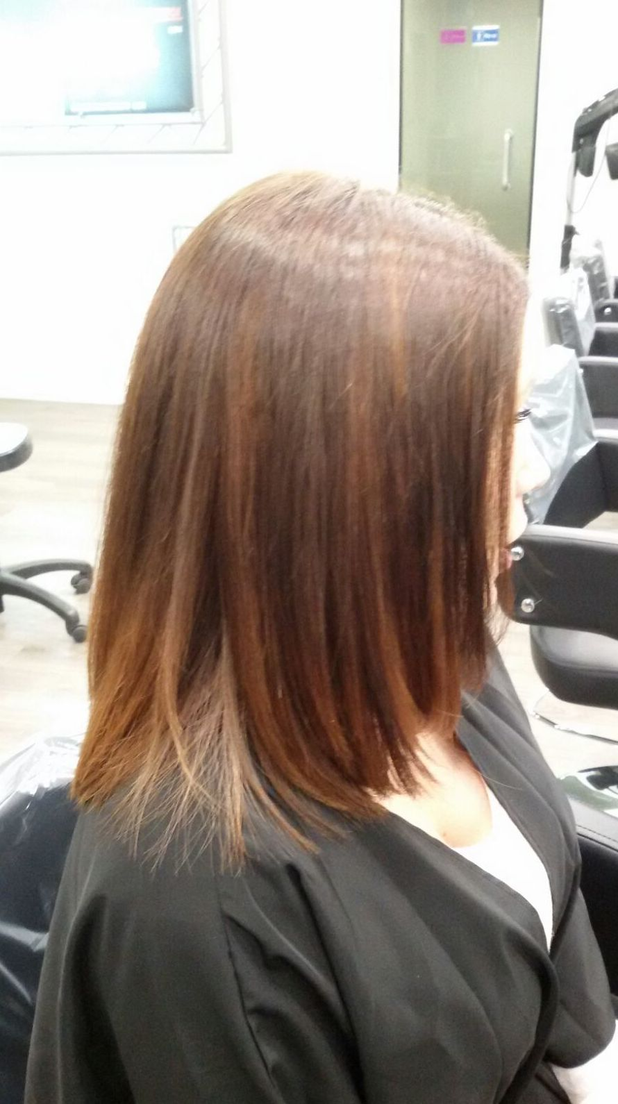 Mechas de color