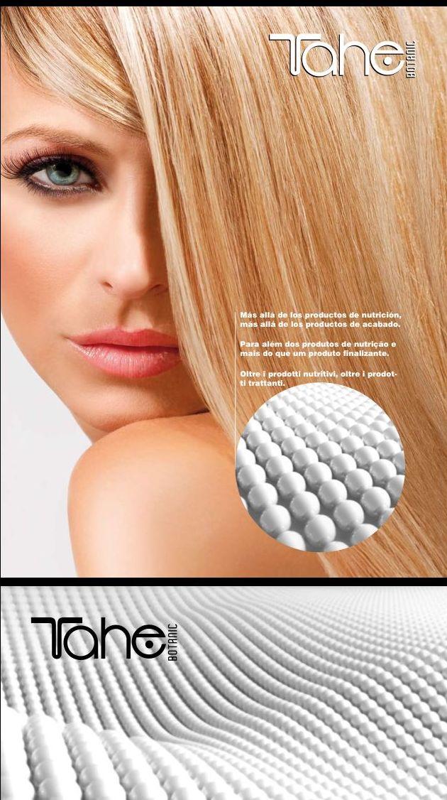 Tratamiento de nutrición para el cabello