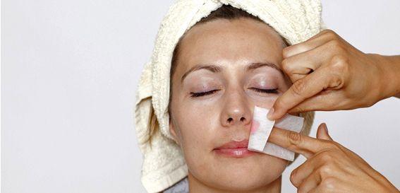 Depilación de labio superior: Servicios de Bellissima Beauty Spa