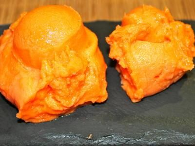 Mandarina: Surtido de Heladería Tortosa