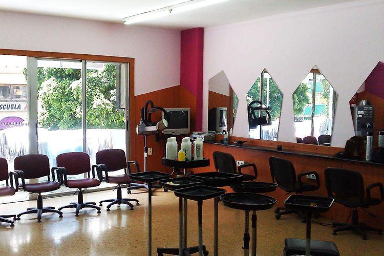Academia de peluquería