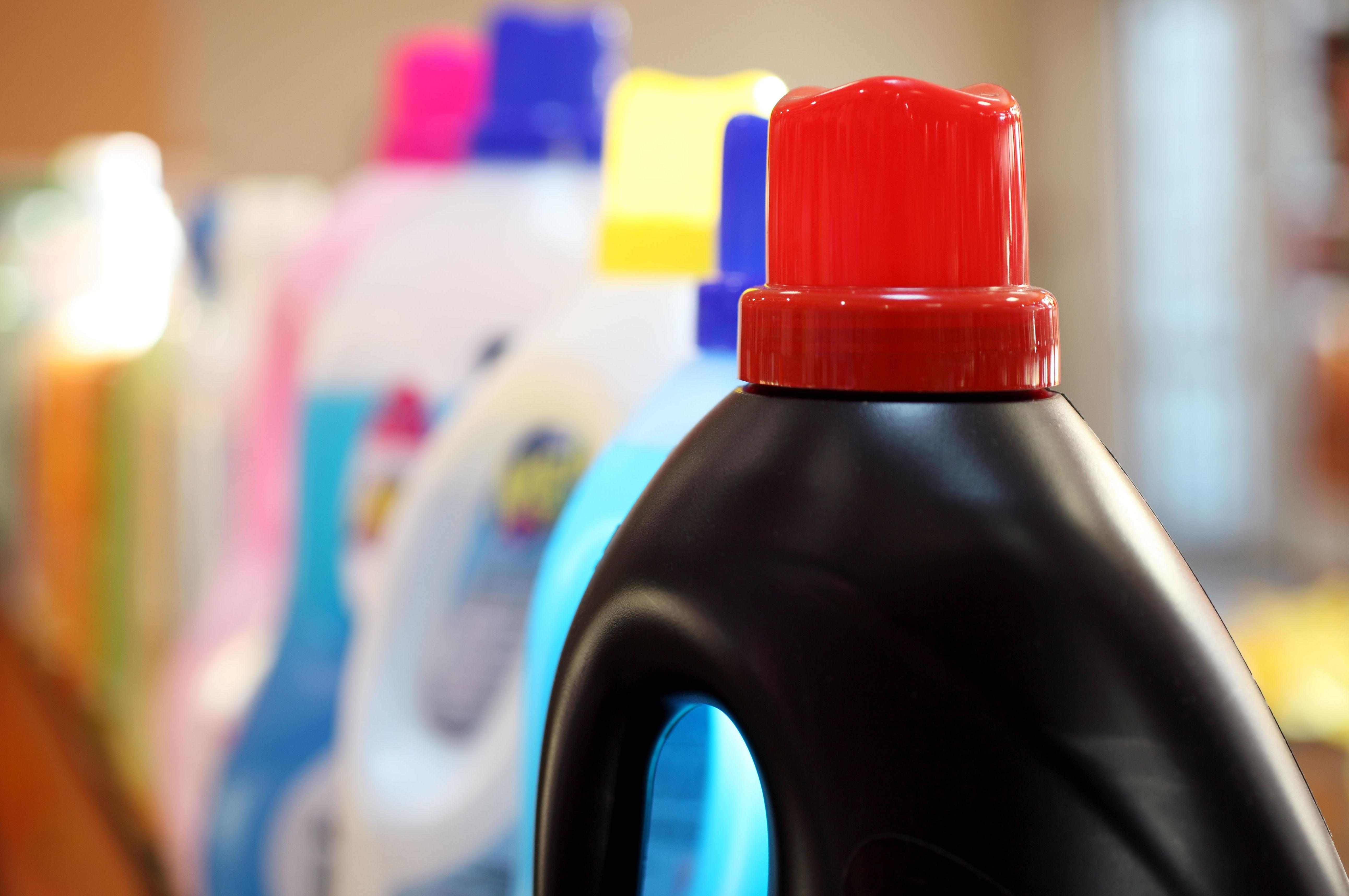Productos de limpieza, cuándo y cómo usarlos